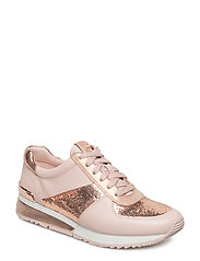 ALLIE WRAP trainers - SOFT PINK
