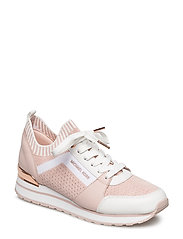 BILLIE KNIT trainers - SOFT PINK