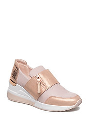 CHELSIE trainers - SOFT PINK