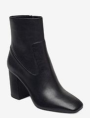 Michael Kors Shoes - MARCELLA FLEX BOOTIE - enkellaarsjes met hak - black - 0
