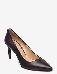 Michael Kors Shoes - DOROTHY FLEX PUMP - klassieke pumps - chocolate - 0