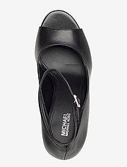 Michael Kors Shoes - DANIELLE OPEN TOE - peeptoes - black - 3