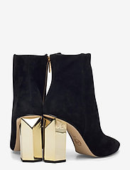 Michael Kors Shoes - PETRA BOOTIE - enkellaarsjes met hak - black - 4