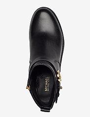 Michael Kors Shoes - ABIGAIL FLAT BOOTIE - enkellaarsjes met hak - black - 3