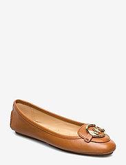 Michael Kors Shoes - LILLIE MOC - ballerinat - luggage - 0