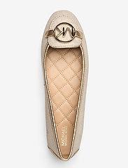 Michael Kors Shoes - LILLIE MOC - ballerinas - pale gold - 3