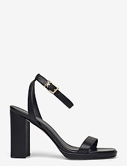 Michael Kors - ANGELA ANKLE STRAP - sandalen met hak - black - 1