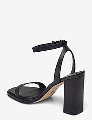Michael Kors - ANGELA ANKLE STRAP - sandalen met hak - black - 2