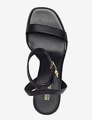 Michael Kors - ANGELA ANKLE STRAP - sandalen met hak - black - 3