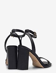 Michael Kors - ANGELA ANKLE STRAP - sandalen met hak - black - 4
