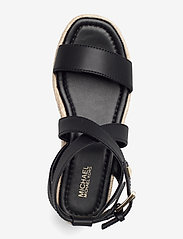 Michael Kors - LOWRY WEDGE - espadrilles met sleehak - black - 3