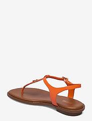 Michael Kors - MALLORY THONG - platte sandalen - clementine - 2