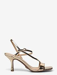 Michael Kors - TASHA SANDAL - sandalen met hak - pale gold - 1