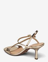 Michael Kors - TASHA SANDAL - sandalen met hak - pale gold - 2