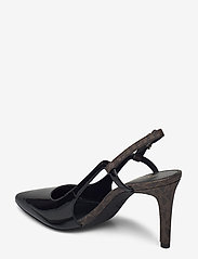 Michael Kors - VANESSA FLEX SLING - slingbacks - blk/brown - 2
