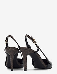Michael Kors - VANESSA FLEX SLING - slingbacks - blk/brown - 4