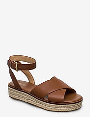 Michael Kors Shoes - ABBOTT SANDAL - lage espadrilles - luggage - 0