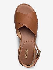 Michael Kors Shoes - ABBOTT SANDAL - lage espadrilles - luggage - 3