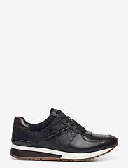 Michael Kors Shoes - ALLIE WRAP TRAINER - lage sneakers - black - 1