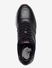 Michael Kors Shoes - ALLIE WRAP TRAINER - lage sneakers - black - 3