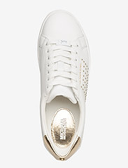 Michael Kors Shoes - IRVING LACE UP - lage sneakers - optic white - 3