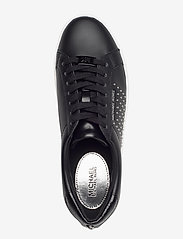 Michael Kors Shoes - IRVING LACE UP - lage sneakers - black - 3