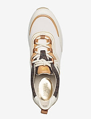 Michael Kors Shoes - PIPPIN TRAINER - low top sneakers - cream multi - 3