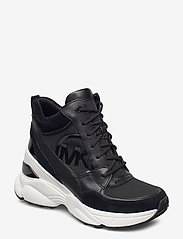 Michael Kors Shoes - SPENCER TRAINER - hoge sneakers - black - 0