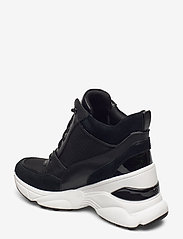 Michael Kors Shoes - SPENCER TRAINER - hoge sneakers - black - 2