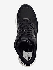 Michael Kors Shoes - SPENCER TRAINER - hoge sneakers - black - 3