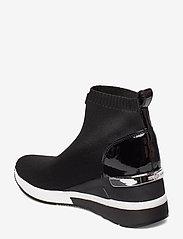 Michael Kors - SKYLER BOOTIE - hoge sneakers - black - 2
