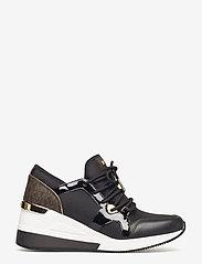 Michael Kors - LIV TRAINER - lage sneakers - black - 2