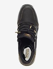 Michael Kors - LIV TRAINER - lage sneakers - black - 3
