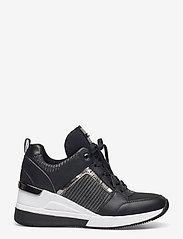 Michael Kors - GEORGIE TRAINER - hoge sneakers - black - 1