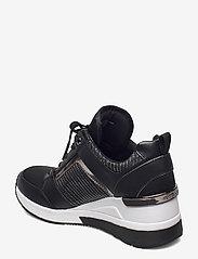 Michael Kors - GEORGIE TRAINER - hoge sneakers - black - 2