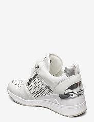 Michael Kors Shoes - GEORGIE TRAINER - hoge sneakers - optic white - 2