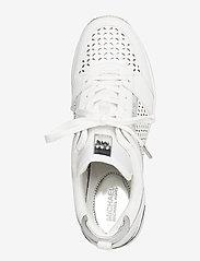 Michael Kors Shoes - GEORGIE TRAINER - hoge sneakers - optic white - 3