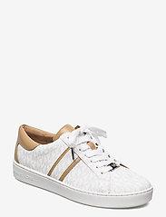 Michael Kors - KEATON STRIPE SNEAKER - lage sneakers - bright wht - 0