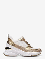 Michael Kors - MICKEY TRAINER - chunky sneakers - opt/gold - 1