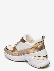 Michael Kors - MICKEY TRAINER - chunky sneakers - opt/gold - 2