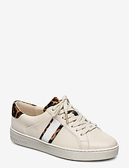 Michael Kors Shoes - IRVING STRIPE LACE UP - low top sneakers - ecru - 0