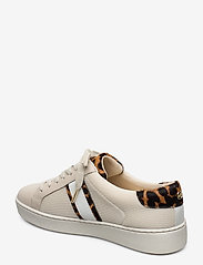 Michael Kors Shoes - IRVING STRIPE LACE UP - low top sneakers - ecru - 2