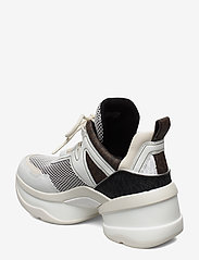 Michael Kors Shoes - OLYMPIA TRAINER - chunky sneakers - blk/opticwht - 2