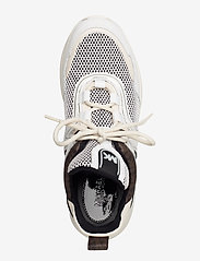 Michael Kors Shoes - OLYMPIA TRAINER - chunky sneakers - blk/opticwht - 3
