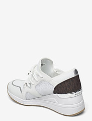 Michael Kors - LIV TRAINER - chunky sneakers - opwht multi - 2