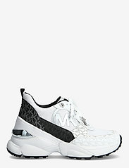 Michael Kors - MICKEY TRAINER - chunky sneakers - blk/wht - 1