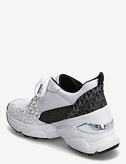 Michael Kors - MICKEY TRAINER - chunky sneakers - blk/wht - 2