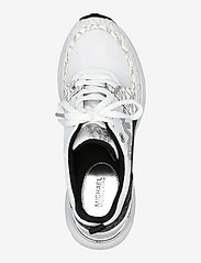 Michael Kors - MICKEY TRAINER - chunky sneakers - blk/wht - 3