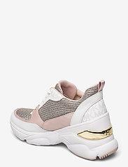 Michael Kors - MICKEY TRAINER - chunky sneakers - wht rainbow - 2
