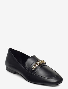 DOLORES LOAFER - loafers - black